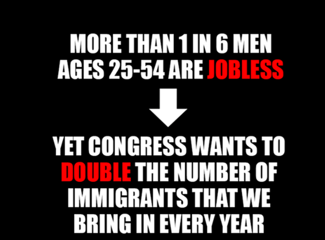 More than 1 in 6 men ages 25-54 are jobless