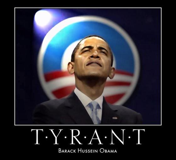 Tyrant Obama
