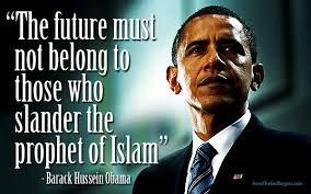Obama defending muslims Two