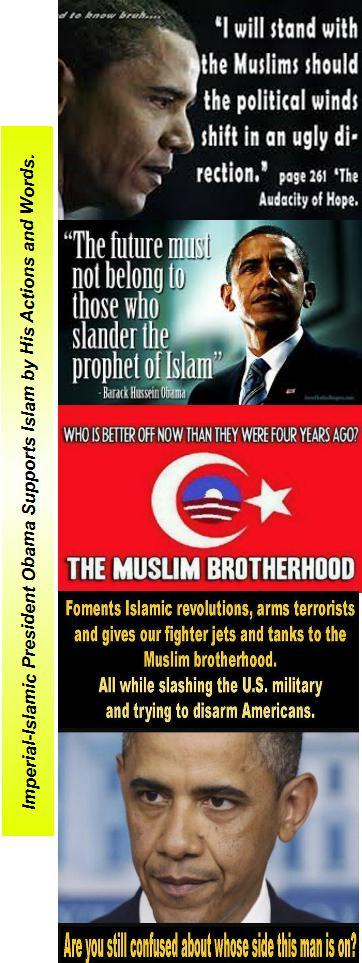 Imperial Islamic President Obama