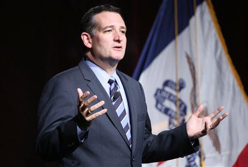 Ted Cruz / AP