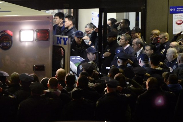 Gunman executes 2 NYPD cops as 'revenge' for Garner